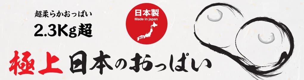 極上 日本のおっぱい
